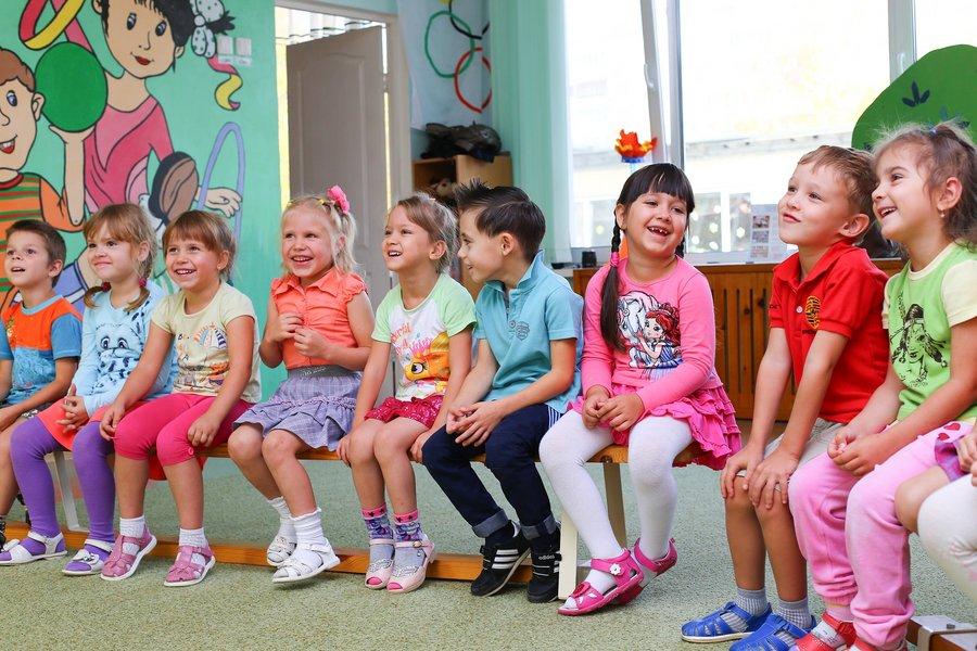 Aklimatyzacja dziecka w przedszkolu