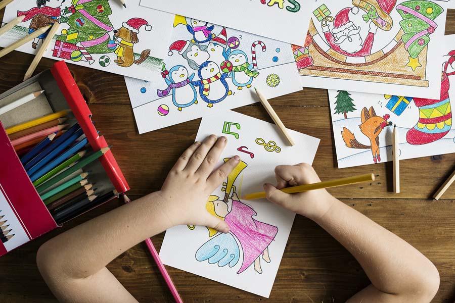 Warsztaty plastyczne – mnóstwo zabawy dla najmłodszych!