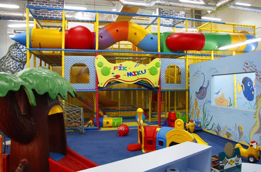 Mity na temat sal zabaw